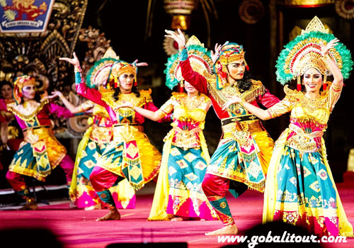 Balinese Contemporer Dance