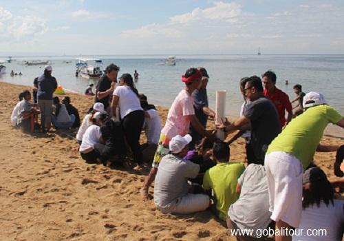 Bali Beach Games