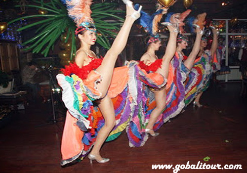Cabaret Dance