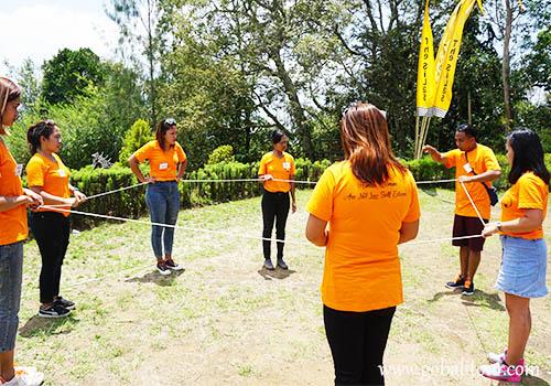 Bali Team Building