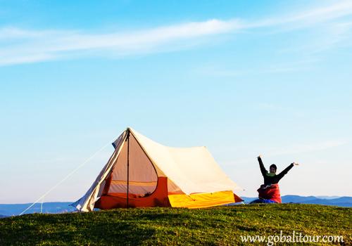 5 Lokasi Camping Terfavorit di Bali