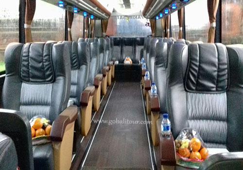 Bali Luxury Bus