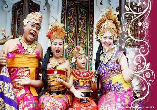 Rias Foto Adat Bali
